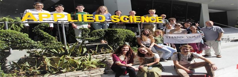 คณะวิทยาศาสตร์ประยุกต์ มจพ. ให้การต้อนรับ ECKERD COLLEGE ประเทศสหรัฐอเมริกา